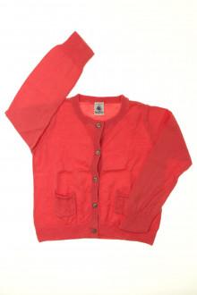 vêtements occasion enfants Cardigan Petit Bateau 5 ans Petit Bateau