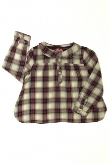 vetement d occasion enfant Blouse à carreaux Sergent Major 4 ans Sergent Major