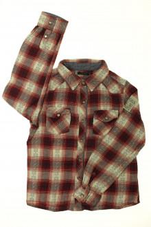 vêtements occasion enfants Chemise chaude IKKS 8 ans IKKS