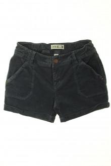 vêtements enfants occasion Short en velours fin Okaïdi 12 ans Okaïdi