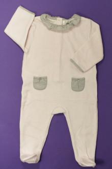vêtements bébés Pyjama/Dors-bien en velours DPAM 9 mois DPAM