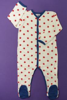 vêtements occasion enfants Pyjama/Dors-bien en coton étoilé Petit Bateau 2 ans Petit Bateau