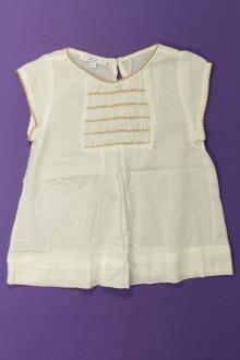 vêtements d occasion enfants Blouse à smocks Jacadi 4 ans Jacadi
