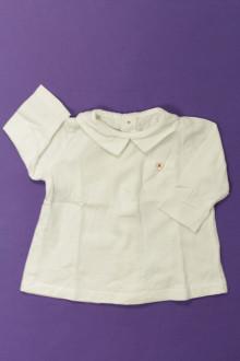 vêtements bébés Tee-shirt manches longues Bout'Chou 1 mois Bout'Chou
