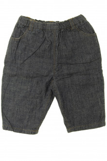 habits bébé occasion Pantalon doublé Bout'Chou 1 mois Bout'Chou