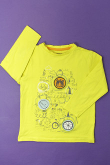 vetement occasion enfants Tee-shirt manches longues