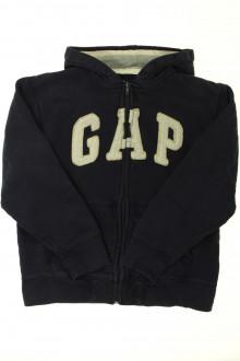 vêtements enfants occasion Sweat zippé