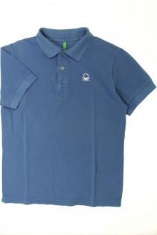 vêtements enfants occasion Polo manches courtes Benetton 12 ans Benetton