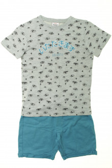 vetement occasion enfants Pyjama court