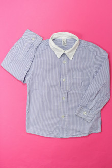 vetement enfants occasion Chemise à fines rayures Zara 4 ans Zara