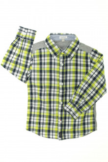 vetement occasion enfants Chemise à carreaux Absorba 4 ans Absorba