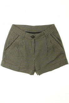 vetements enfant occasion Short en tweed Zara 8 ans Zara
