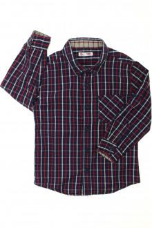 vetement occasion enfants Chemise à carreaux DPAM 5 ans DPAM