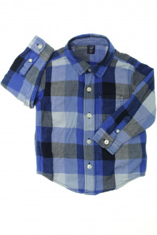 vêtements enfants occasion Chemise à carreaux Gap 2 ans Gap
