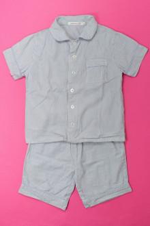 vetements enfants d occasion Pyjama rayé Monoprix 3 ans Monoprix