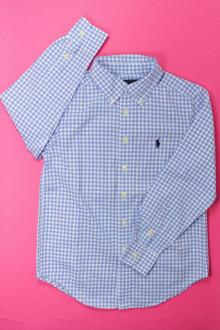 vetements enfant occasion Chemise Vichy Ralph Lauren 8 ans Ralph Lauren