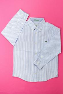 vêtements occasion enfants Chemise rayée Lacoste 6 ans Lacoste