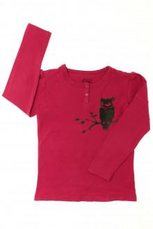 vetements d occasion enfant Tee-shirt manches longues