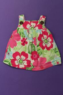 vêtements bébés Robe fleurie Gap 1 mois Gap