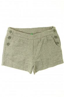 vetement  occasion Short en lainage Benetton 10 ans Benetton