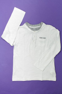 vêtements occasion enfants Tee-shirt manches longues Okaïdi 6 ans Okaïdi