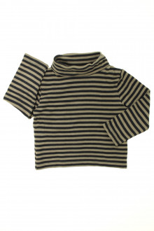vêtements occasion enfants Sous-pull rayé Jacadi 4 ans Jacadi