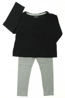 vetement enfants occasion Ensemble tee-shirt et legging Vertbaudet 4 ans Vertbaudet