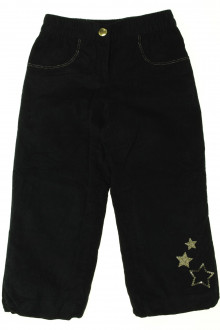 vêtements occasion enfants Pantalon en velours fin