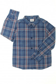 vetement enfants occasion Chemise à carreaux Tape à l'Œil 3 ans Tape à l'œil