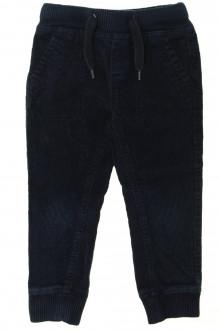 vetement marque occasion Pantalon en velours fin YCC-214 3 ans YCC-214