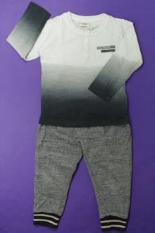 vetement enfant occasion Ensemble jogging et tee-shirt Tape à l'Œil 3 ans Tape à l'œil