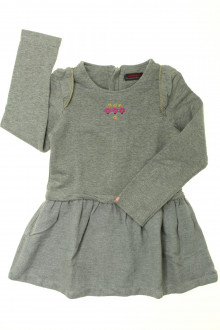 vêtements enfants occasion Robe bi-matière Catimini 5 ans Catimini
