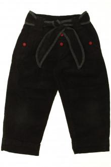 vetement occasion enfants Pantalon en velours fin Catimini 4 ans Catimini