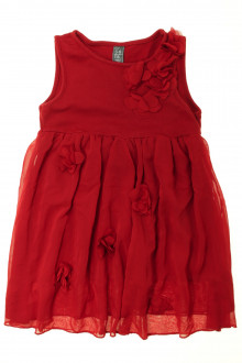 vetements enfant occasion Robe bi-matière Zara 6 ans Zara