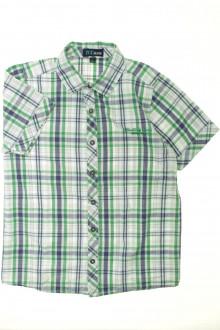 vetements enfants d occasion Chemise à carreaux YCC214 12 ans YCC214