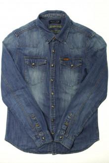 vêtements enfants occasion Chemise en jean Zara 12 ans Zara