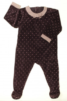 vêtements occasion enfants Pyjama/Dors-bien en velours à pois Sergent Major 2 ans Sergent Major