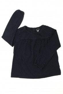 vetement occasion enfants Tee-shirt manches longues à pois Bout'Chou 3 ans Bout'Chou