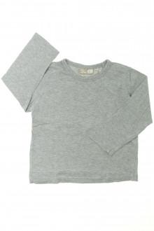 vetements enfant occasion Tee-shirt manches longues DPAM 3 ans DPAM