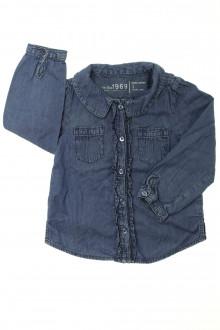 vêtements occasion enfants Chemise en jean Gap 3 ans Gap