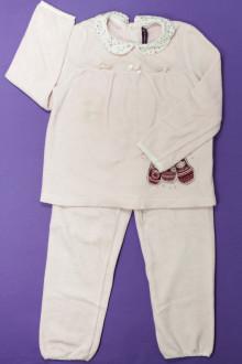 vetement enfant occasion Pyjama en velours