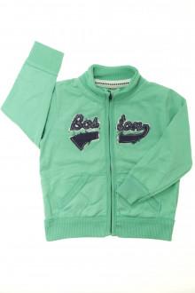 vêtements occasion enfants Sweat zippé Tape à l'Œil 4 ans Tape à l'œil