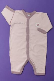 vêtements bébés Pyjama/Dors-bien en coton sans pieds Petit Bateau 1 mois Petit Bateau