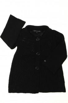 vetements enfants d occasion Manteau en tricot Lili Gaufrette 4 ans Lili Gaufrette