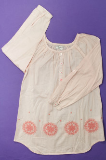 vêtements occasion enfants Tunique brodée Cyrillus 6 ans Cyrillus