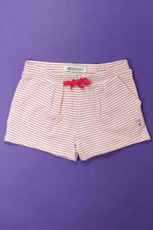 vêtements occasion enfants Short rayé Okaïdi 7 ans Okaïdi