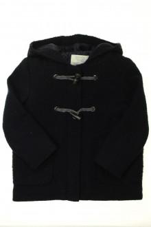 vetement d'occasion enfants Manteau en lainage Zara 7 ans Zara