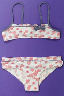 vetements enfants d occasion Bikini fleuri Jacadi 6 ans Jacadi