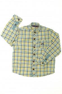 vêtements occasion enfants Chemise à carreaux Sergent Major 4 ans Sergent Major