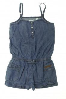 vêtements enfants occasion Combishort en jean Okaïdi 6 ans Okaïdi